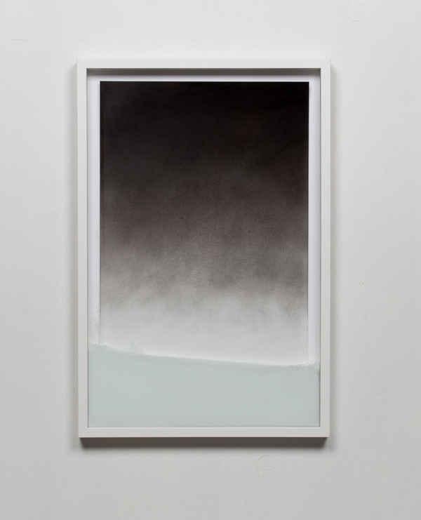 Transition Towards Black Titanium White